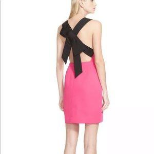 Kate Spade Blaze a Trail Bow Back Dress Size 4